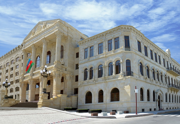 Azerbaijani Prosecutor General's Office comments on reports on ex-Armenian defense minister