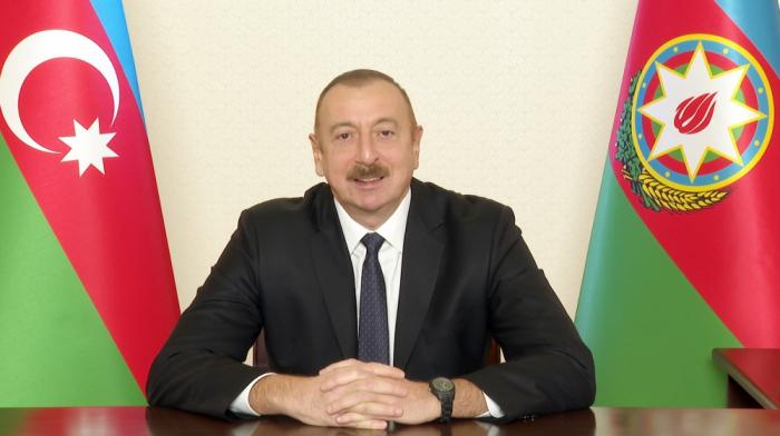 Le Président azerbaïdjanais a félicité le peuple pour la libération de Kelbedjer