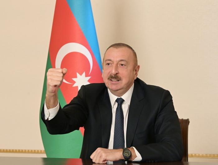 Les monuments historiques de Kelbedjer, dont les mosquées et églises, sont notre grande richesse,Ilham Aliyev