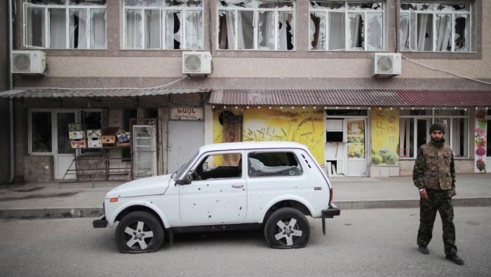 Armenien übergibt mehr als 120 Orte in Bergkarabach an Aserbaidschan