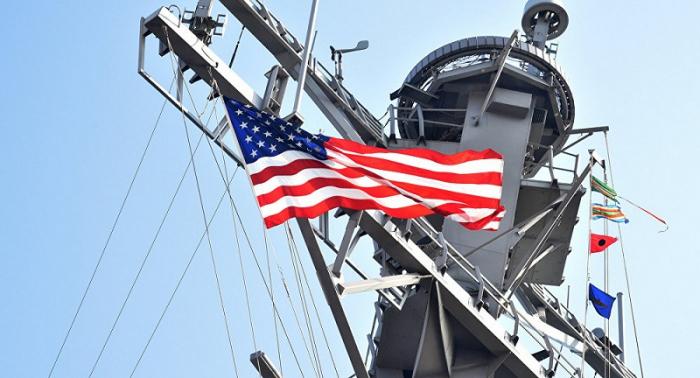 American Ship USS John McCain violates Russian border