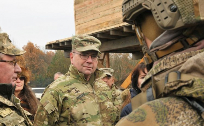 Nagorno-Karabakh region internationally recognised as part of Azerbaijan, says US General