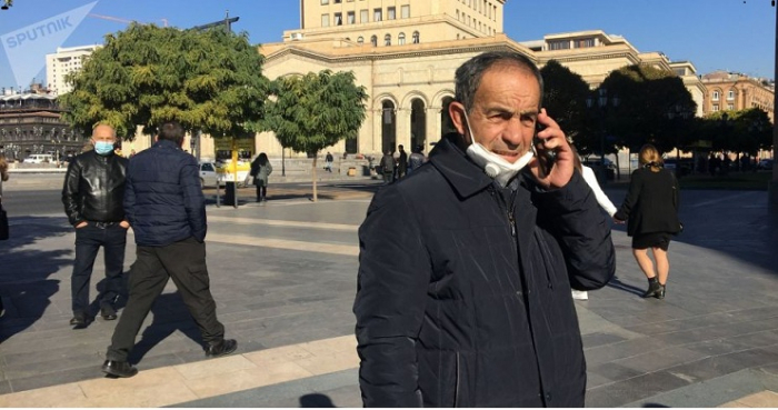 Former Armenian judge declares hunger strike, demanding Pashinyan's resignation