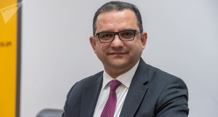 Armenian economy minister steps down