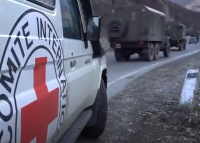 Armenian army's last column leaves Azerbaijan's Kalbajar -  VIDEO