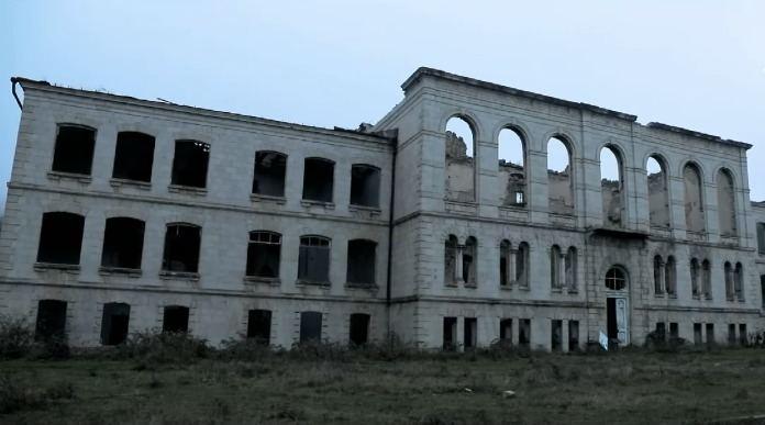 VIDEO  by Baku Media Center shows Armenian vandalism in Azerbaijani territories
