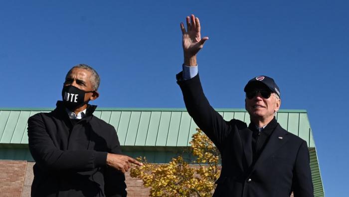 »Das wird keine dritte Obama-Amtszeit«