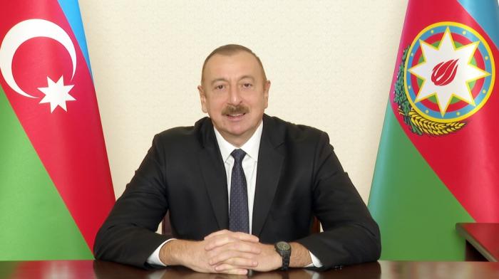 President Ilham Aliyev addresses nation - UPDATED