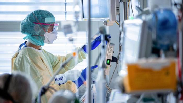 Robert Koch-Institut meldet Höchstzahl an Todesfällen