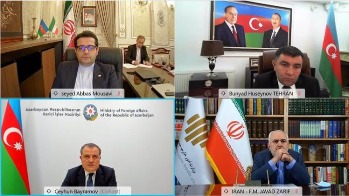 Félicitations du ministre iranien des Affaires étrangères à l