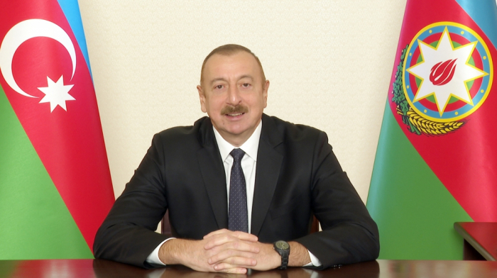 Azerbaijan has taken necessary steps to restore its territorial integrity - President Aliyev