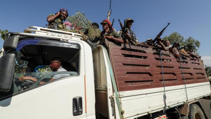 Uno-Sicherheitsrat befasst sich mit Kämpfen in Äthiopien