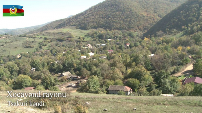 Azerbaijan renames two villages liberated from occupation