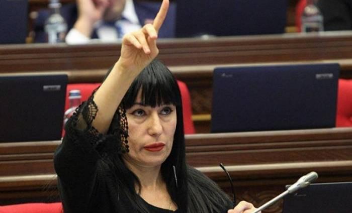 Une députée arménienne réagit à ladécision du Sénat français sur le Karabagh