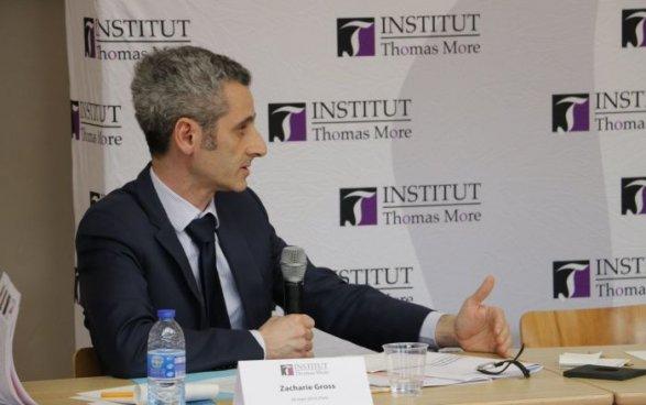 El embajador francés en Bakú comenta sobre la resolución del Senado