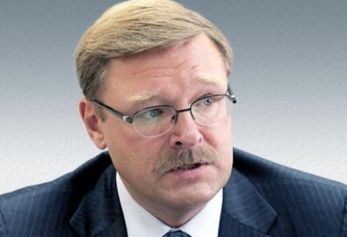 """Konstantin Kosachov:   """"La decisión del Senado seguirá siendo una recomendación"""""""