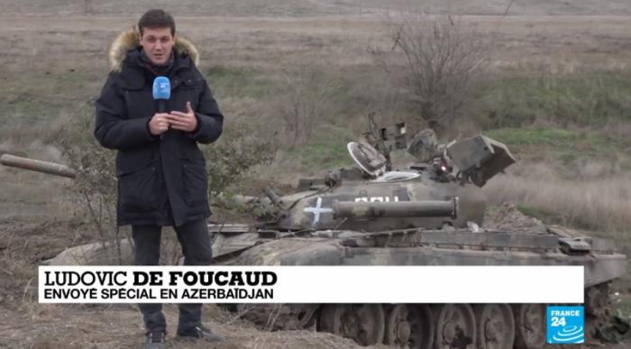 """""""France-24"""" kanalının Füzulidən hazırladığı reportaj -   VİDEO+FOTOLAR"""