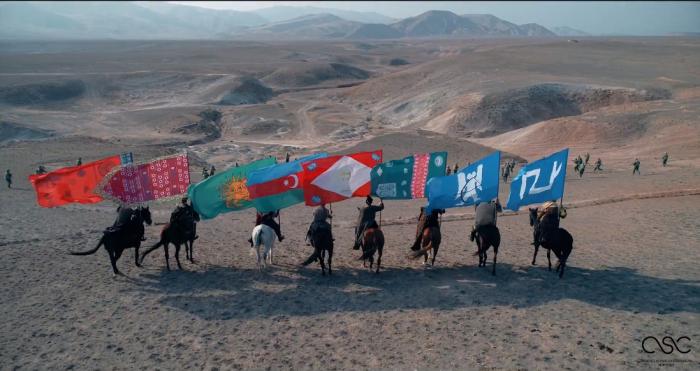 VIDEO   über diejenigen, die in Karabach Geschichte geschrieben haben