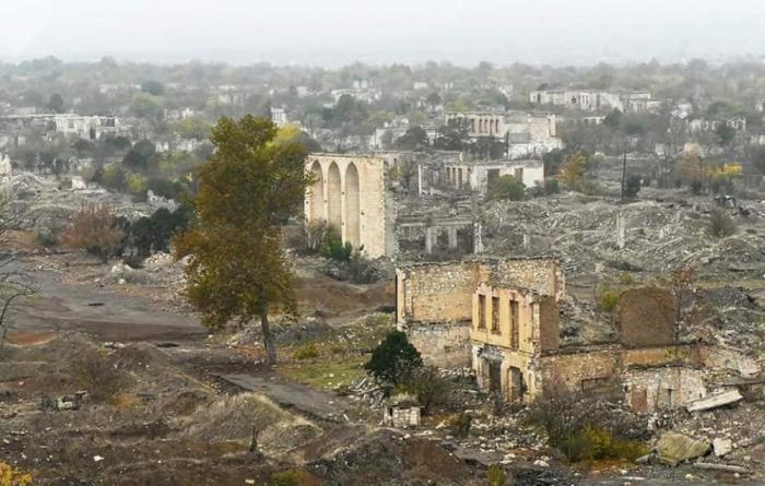 Euronews hizo un reportaje desde Agdam -  FOTOS