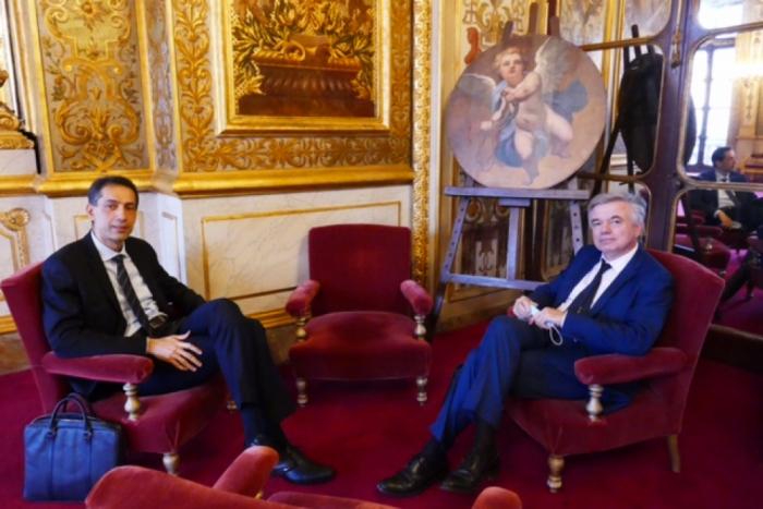 """""""Francia será la perdedora en la resolución del Senado"""" -   el embajador azerbaiyano"""