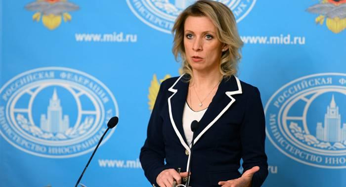 """MAE de Rusia:   """"Continuamos contactos con Turquía"""""""