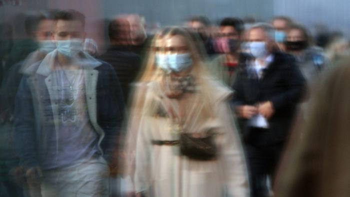 Deutschland überschreitet Marke von einer Million Infektionen