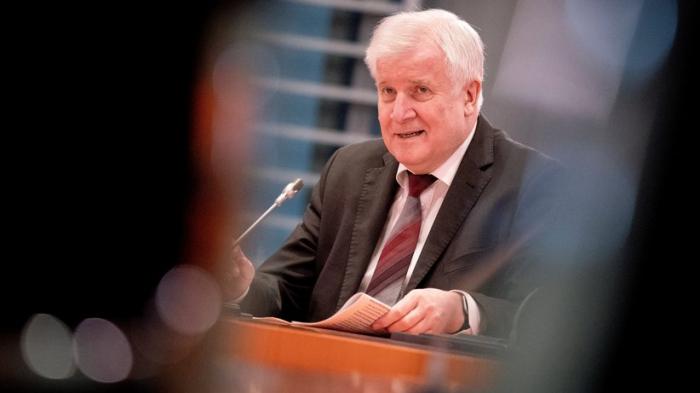 Seehofer will Abschiebestopp für Syrien nicht verlängern