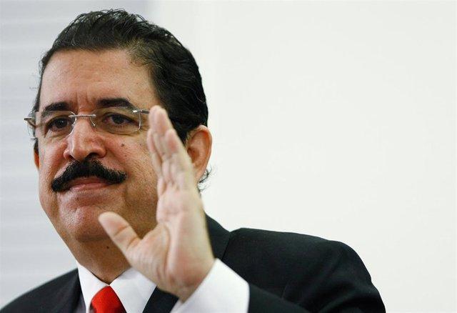 Detenido el expresidente hondureño Manuel Zelaya