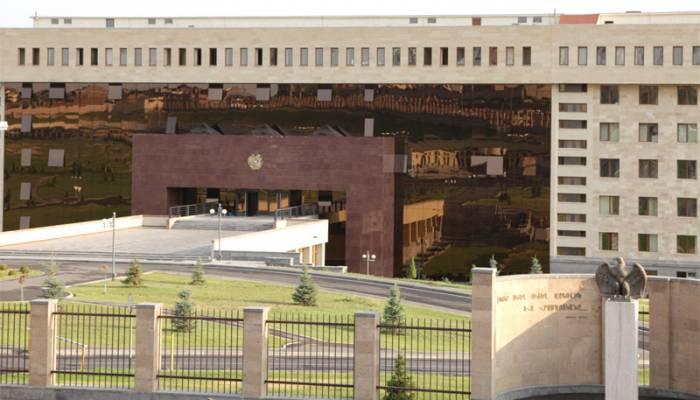 Caos en el Ministerio de Defensa de Armenia