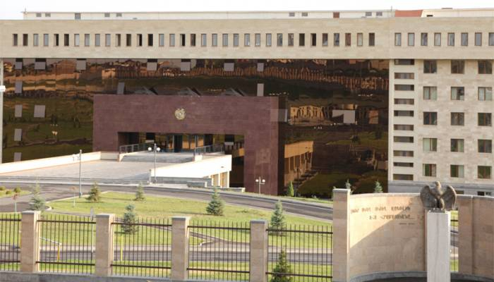 Armenian Defense Ministry engulfed by anarchy and chaos