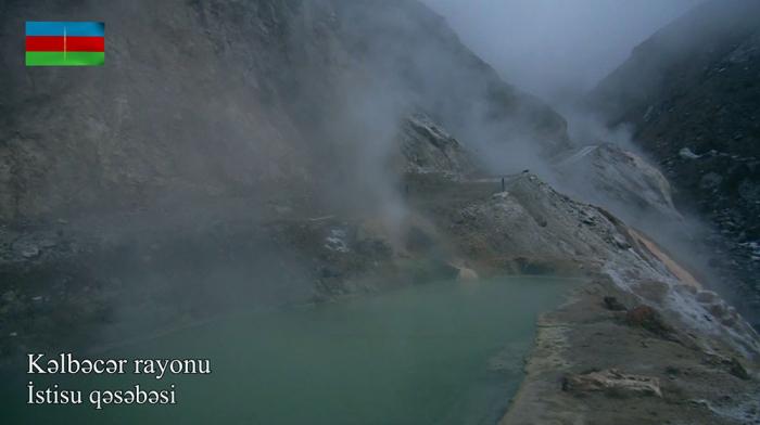 Aserbaidschan veröffentlicht Videomaterial von Kalbadschars Istisu-Siedlung
