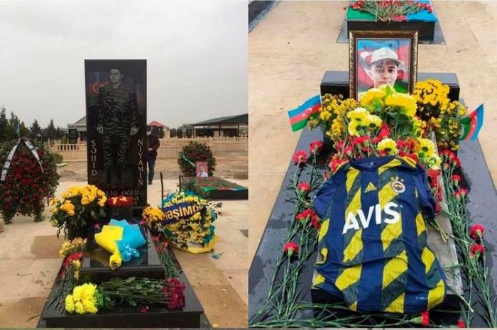 ElFenerbahce comparte publicación sobre el mártir azerbaiyano