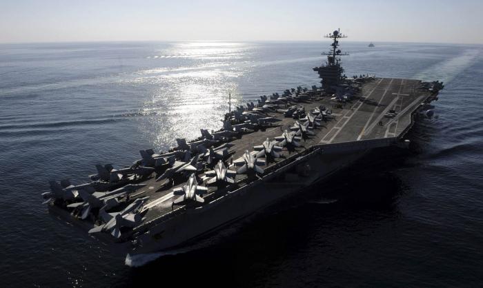 USA schicken Flugzeugträger in Persischen Golf – Sender