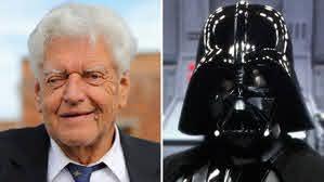 Fallece a los 85 años el actor David Prowse, que interpretó a Darth Vader en