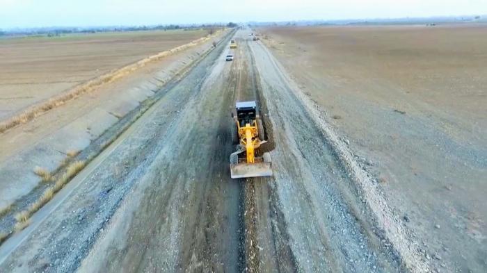 Las carreteras históricas de los pueblos de Sugovushán y Talish se reconstruirán