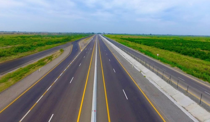 Design work on construction of new highway in liberated Azerbaijani territories starts