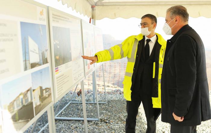 Azerbaijan commissions Aghyokhush gold field