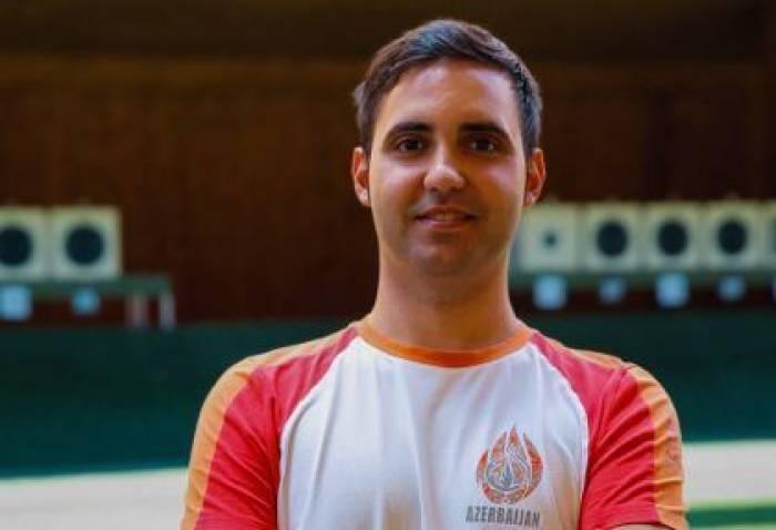 El tirador azerbaiyano ganó una medalla de oro en Polonia