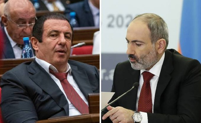Pashinyan must be hanged - Armenian opposition leader