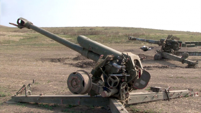 Military vehicles left by Armenian forces on battlefield  -   VIDEO