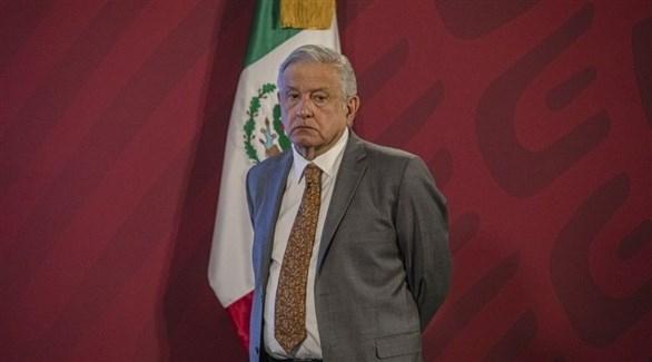 """""""الشيوخ المكسيكي"""" يصوت لإلغاء الحصانة الرئاسية"""