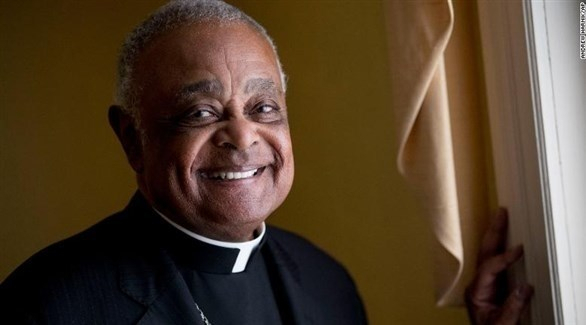 للمرة الأولى.. كاردينال أمريكي أسود في الفاتيكان