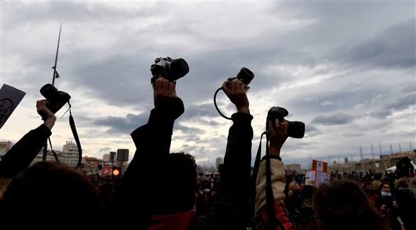 احتجاجات في فرنسا ضد قانون يجرم تصوير الشرطة