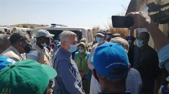 مخيم أم راكوبة في السودان يتحول إلى مدينة صغيرة لاستقبال الفارين من إثيوبيا