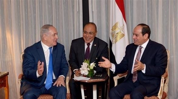 نتانياهو يؤدي زيارة رسمية إلى مصر قريباً