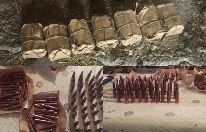 Qarabağdan Ermənistana daşınan silah-sursatla bağlı  STATİSTİKA
