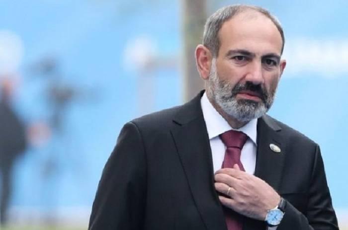 Pashinyan acknowledged Azerbaijan