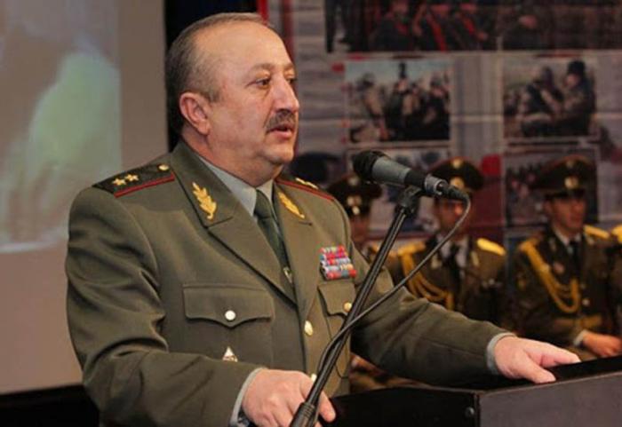 """Erməni general 62 PUA-nın """"vurulması"""" yalanını etiraf etdi"""