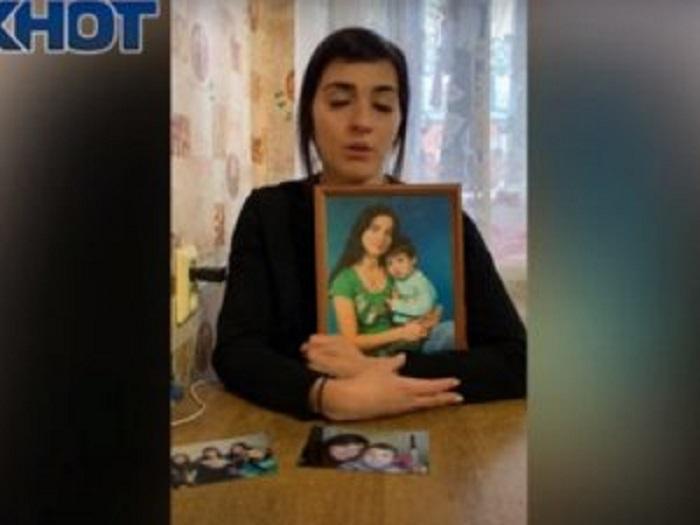 """""""Mənim oğlumu erməni raketi öldürdü!"""" -    Anna Mehrabyan"""