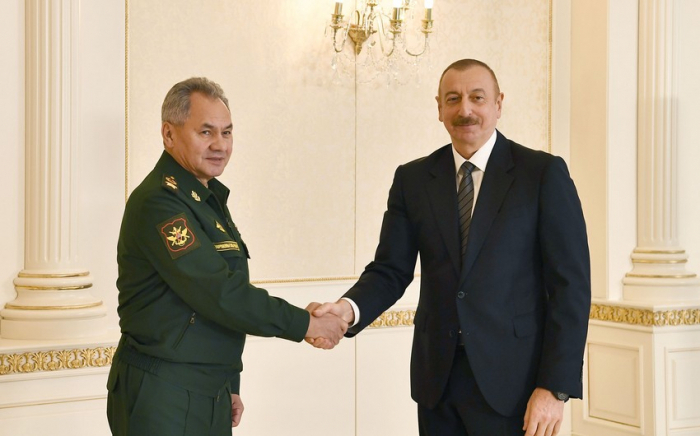 Provisions of the statement are being implemented successfully - President Aliyev